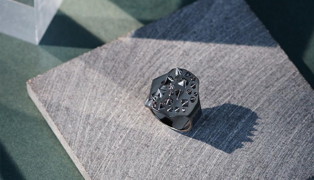 Northskull Egun ring - Metallic eIbyOmr
