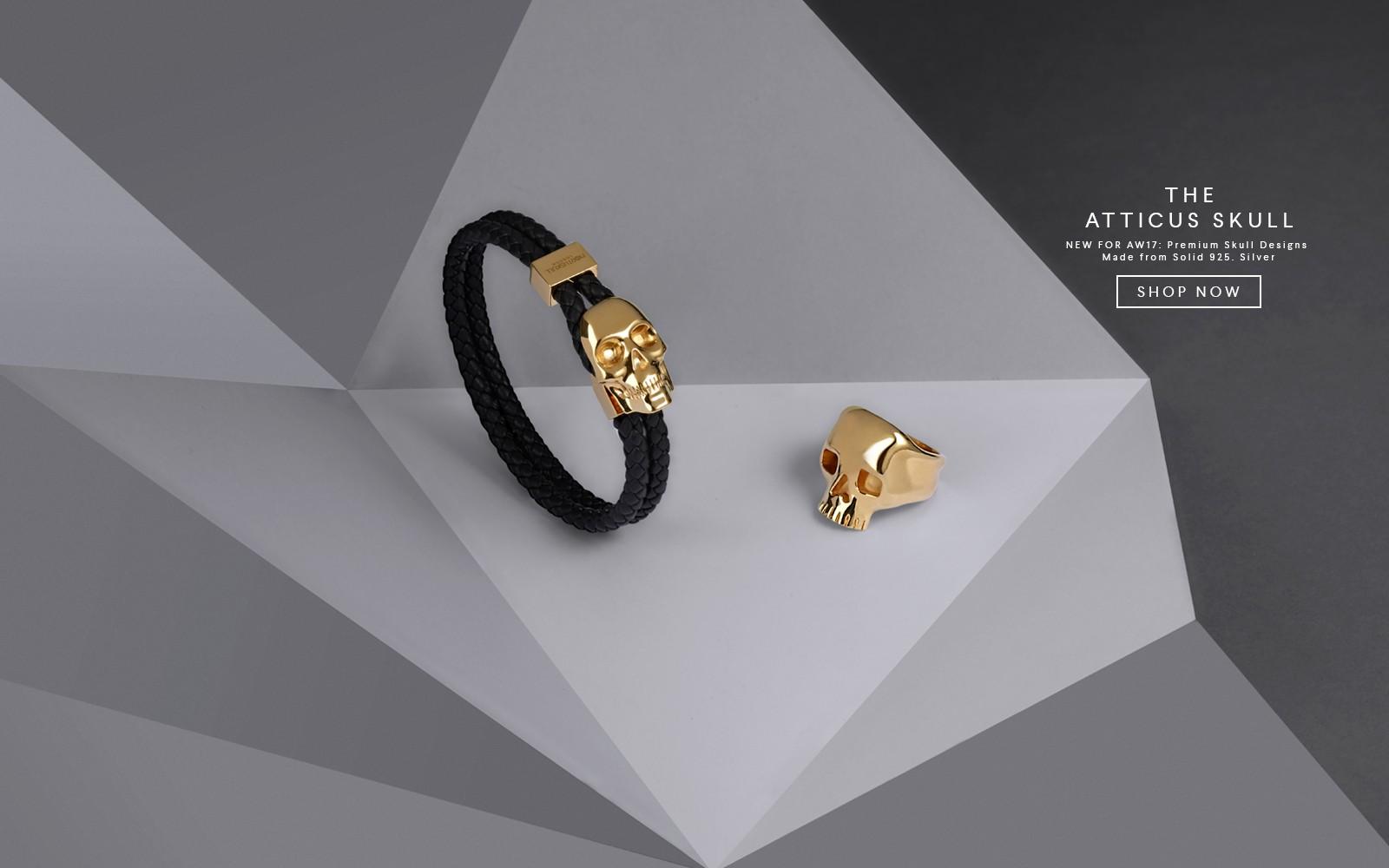 Northskull London - Buy Men\'s Designer Jewellery