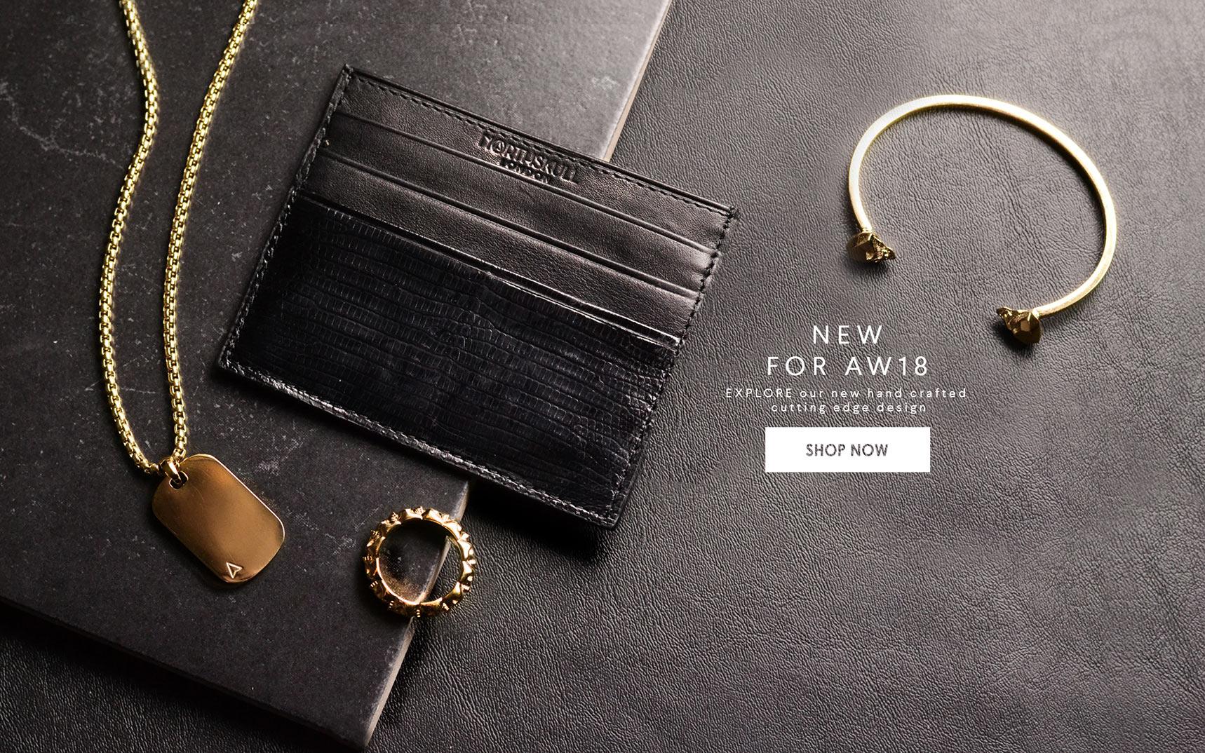 Northskull London Buy Men S Designer Jewellery